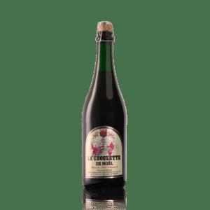 0,75 La Choulette, Biere de Noel 2019