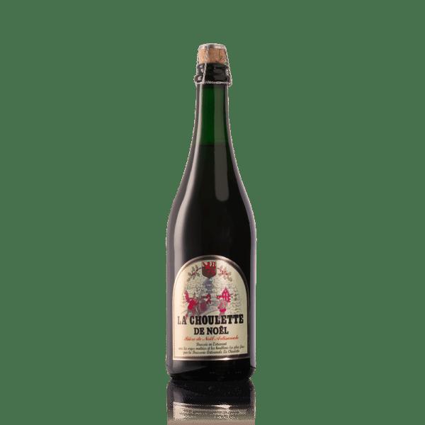 0,75 La Choulette, Biere de Noel