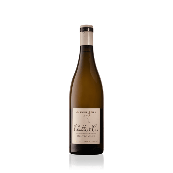 Garnier, Chablis 1'er Cru Mont de Milieu