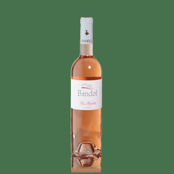 "Moulin La Roque ""Les Galets"" Bandol Rose"