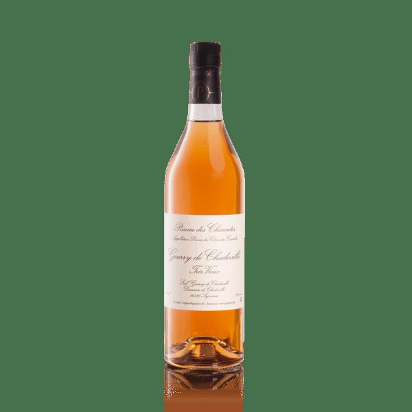 Pineau des Charentes, Tres Vieux