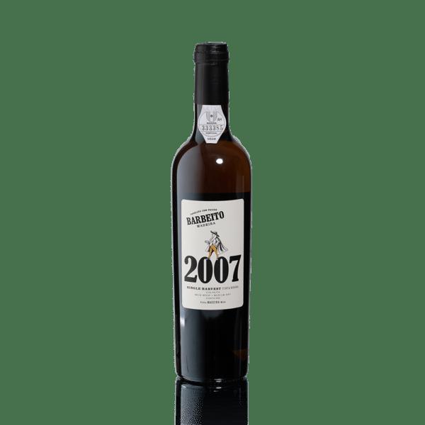 Madeira Barbeito, Single Harvest, Medium Dry
