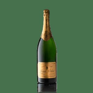 Velut Champagne,  Lumiére et Craie  Blanc de Blanc Brut DBMG