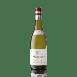 Domaine Mongillon, Cotes du Rhone Village, Visan Blanc