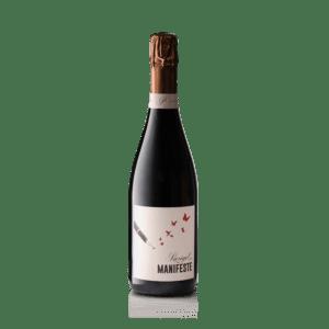 Parigot, Manifeste, Bourgogne Mousseux Rouge Brut