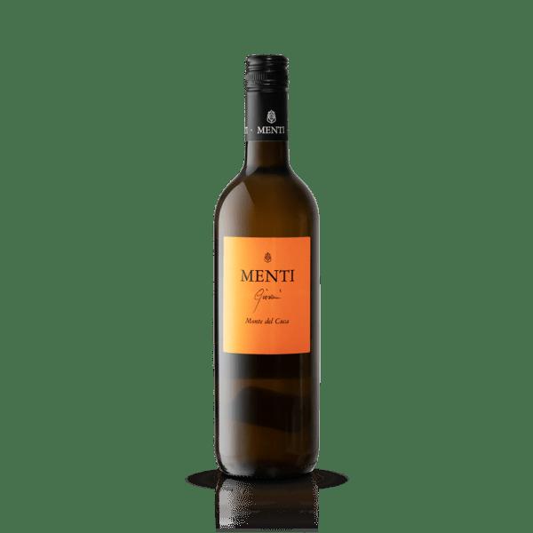 """Menti, Monte del Cuca """"Orange Wine"""""""