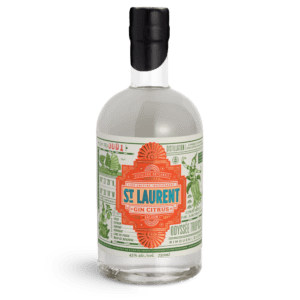 St. Laurent, Gin Citrus