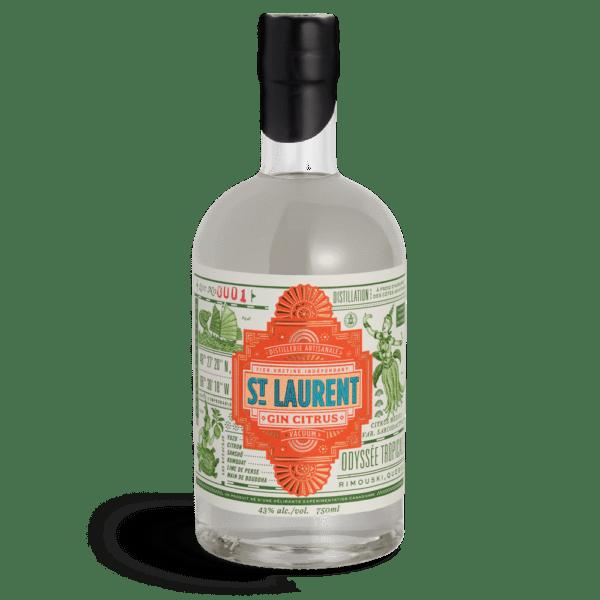 St. Laurent, Gin Citrus