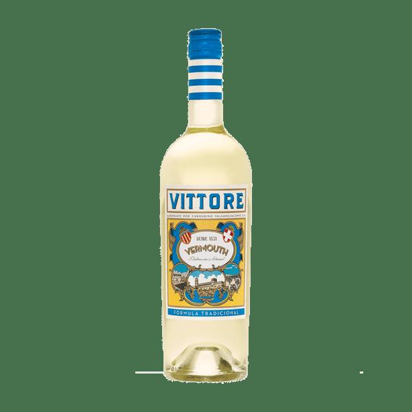 Vittore Vermouth, White
