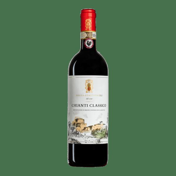 """Chianti Classico """"Rocca di Castagnoli"""""""
