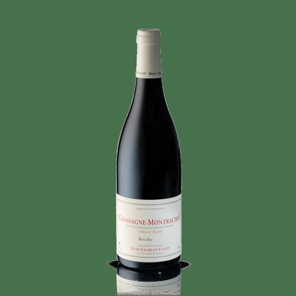 """Domaine Fagot Chassagne-Montrachet """"Vieille Vigne"""" Rouge 2019"""