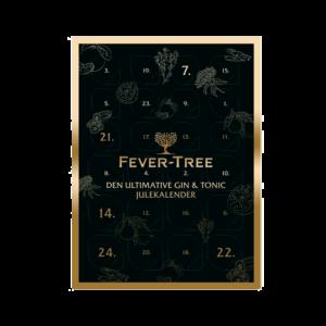 Fever Tree Den Ultimative Gin & Tonic Julekalender 2021
