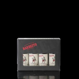 Madeira Barbeito Madeira gaveæske m. 4 flasker 50 ml